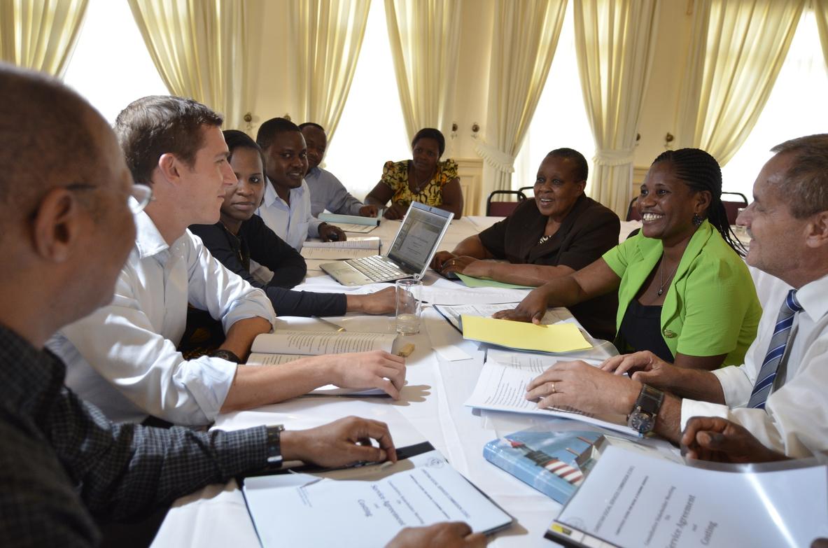 Stellenanzeige: Finanzmanager (m/w/d) im Regionalvorhaben ...
